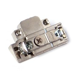 Adapter k teleskopickým ramenám pre ALU dvierka (pár)