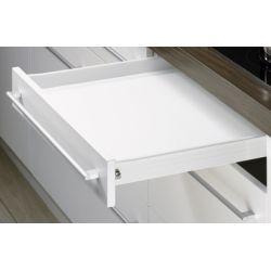 Zásuvka MultiTech výška 54mm, biela