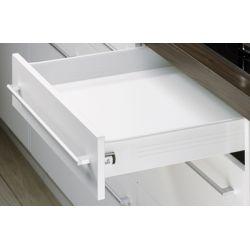 Zásuvka MultiTech výška 86mm, biela