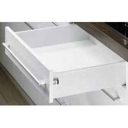 Zásuvka MultiTech výška 118mm, sivá