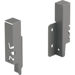 HETT- Držiak chrbta Ľ+P, 126mm, antracit