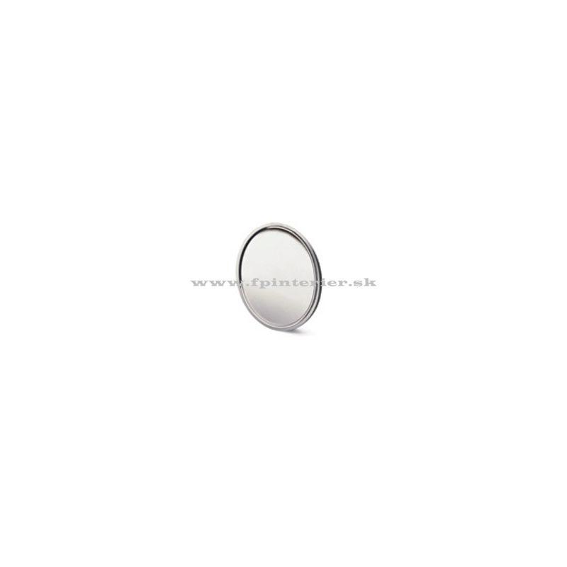 dekoratívny prvok pre Touch-in, okrúhly, lesklý chróm