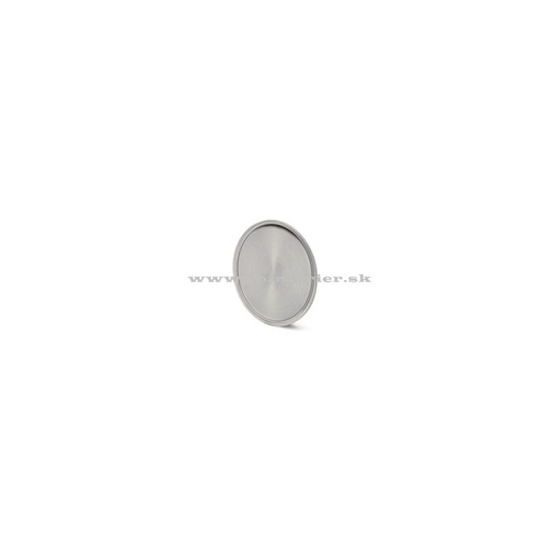 dekoratívny prvok pre Touch-in, okrúhly, nerez