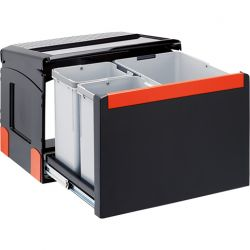 Sorter Cube 50, 14 + 2x8l