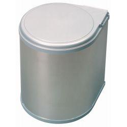 vstavaný odpadkový kôš ART 272, kovové telo