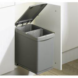 Vstavaný odpadkový kôš Bin.it Easy Basic II