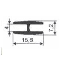 spojovací profil P04 (na sololit)