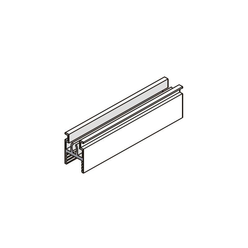 Horný profil pre systém Maxim, 4,3m