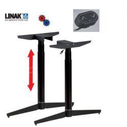 Elektricky nastaviteľná stolová podnož