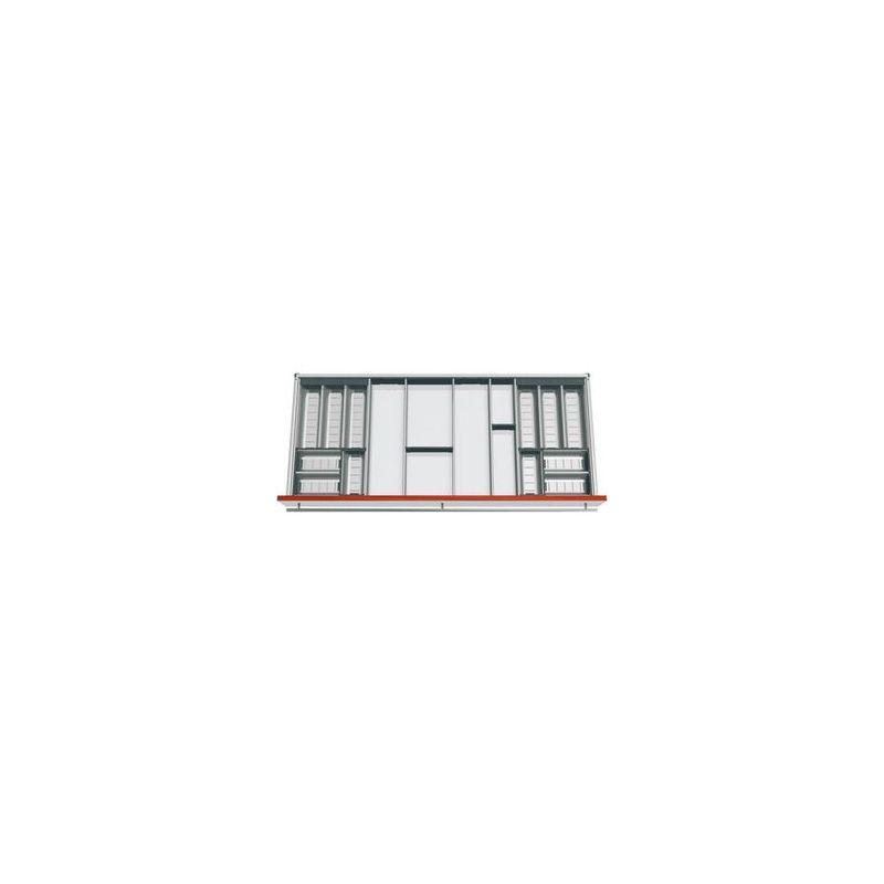 Orgaline Príbory ZSI.10VEI6 - šírka korpusu 1200, hĺbka 500