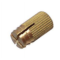 kovová narážacia hmoždinka BU 08