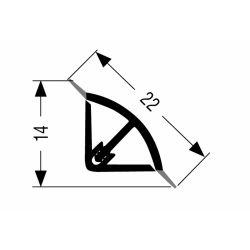 Tesniaci profil L15/A