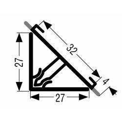 Tesniaci profil L32