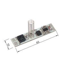 Dotykový vypínač/stmievač do ALU profilu
