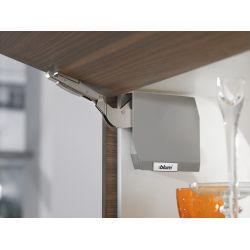 Blum Aventos HK-S, mechanizmus s tlmením, sivý