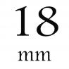 Výplň 18mm