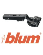 BLUM - ónyx čierna